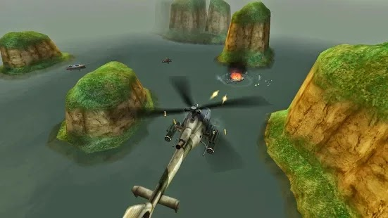 Gunship Battle Helicopter 3D Para Hilesi