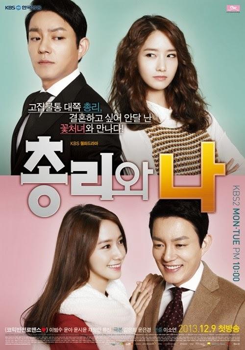 Sinopsis Drama Korea Prime Minister and I