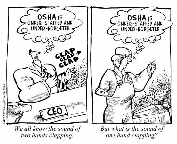 osha safety cartoons pictures to pin on pinterest