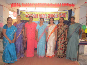 Chandanagar - Pre-primary team