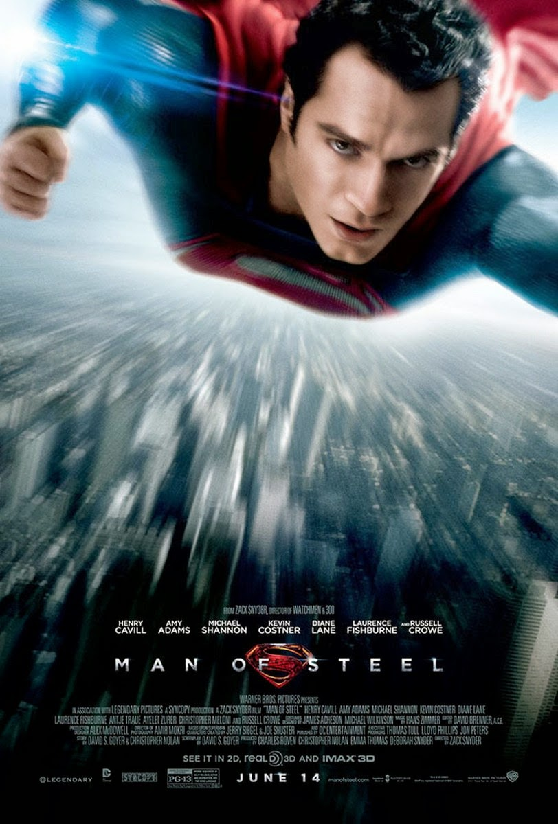 Man Of Steel (2013) BluRay 720p Full Movies + Subtitle Indonesia