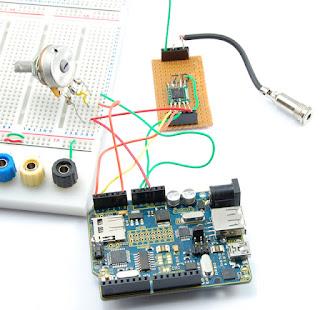 Rasperry pi 76-108MHZ TEA5767 FM Stereo Radio Modul mit Antenne für Arduino