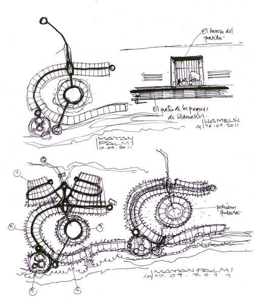 Dibujos de arquitecto architect drawings 110916 - Trabajo arquitecto barcelona ...