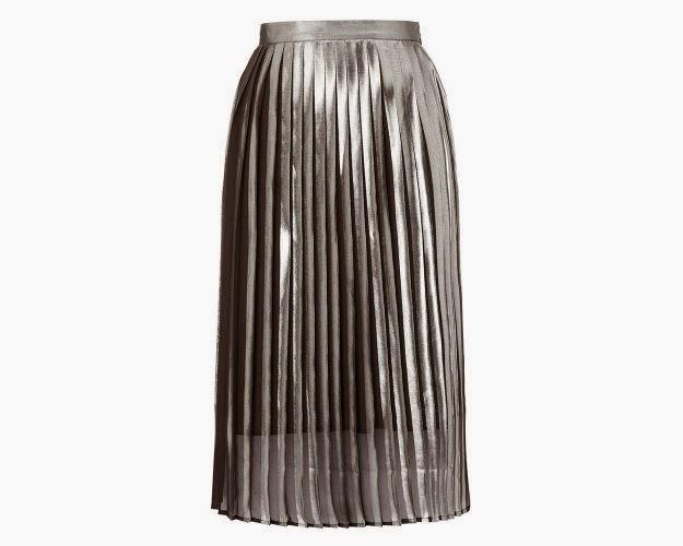 whistles silver skirt