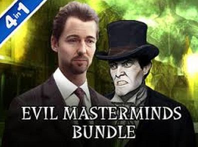 Download Free Games Evil Masterminds 4 in 1 Bundle