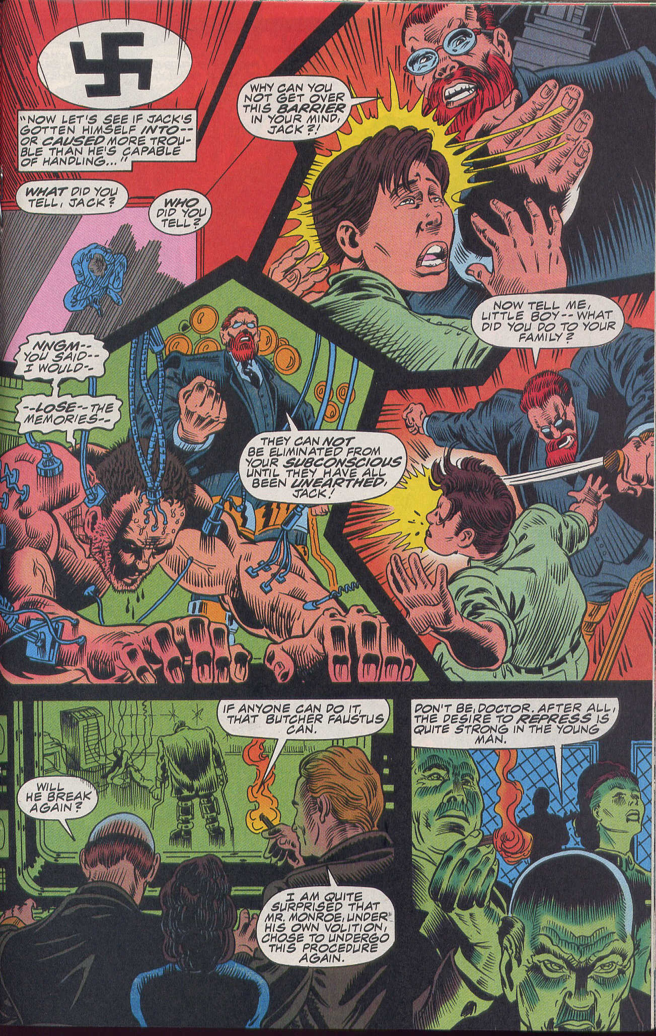 Captain America (1968) Issue #420b #370 - English 13