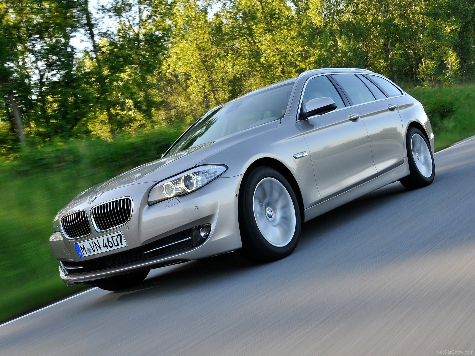 Auto Opinião: BMW 520d 2011 Touring - Análise