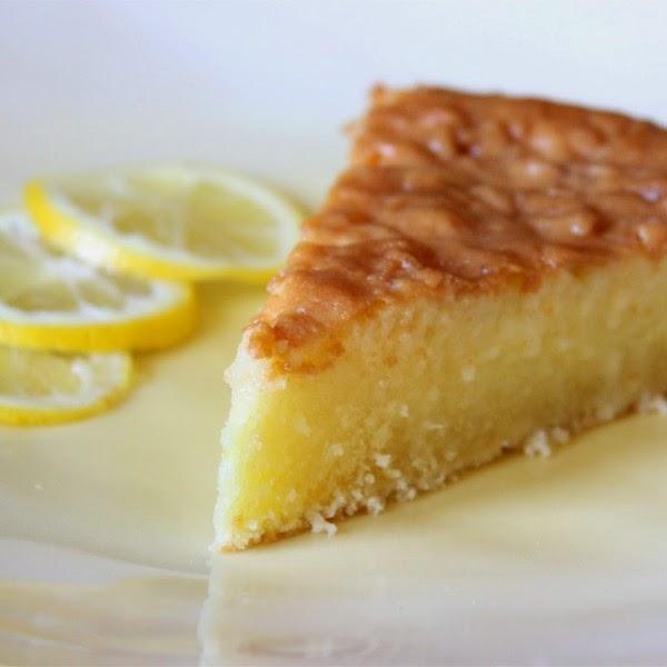 Torta Soffice Limone E Mandorle Con Il Bimby Tm5 Ricette Bimby Tm5
