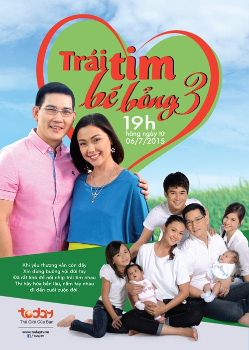 Trái Tim Bé Bỏng P3 - Be Careful With My Heart (2014)