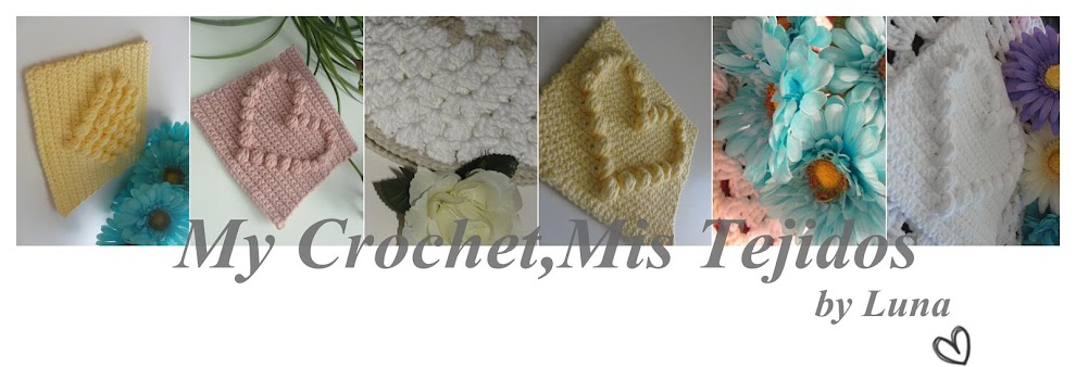 My Crochet , Mis Tejidos