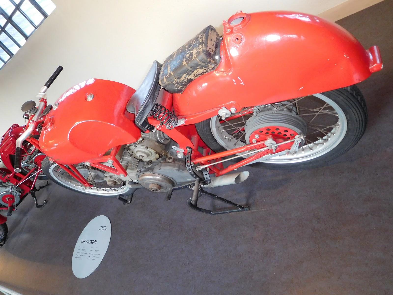 NYDucati: 1940 Moto Guzzi Tre Cilindri