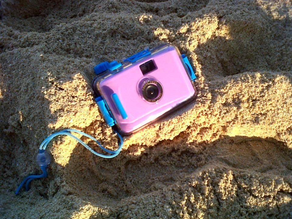 Underwater Lomo Camera