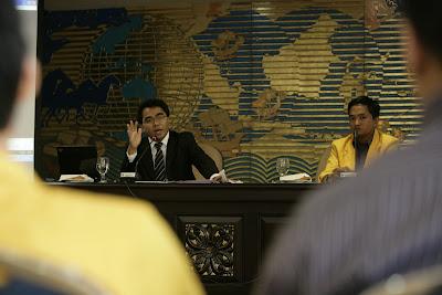 tergabung dalam Badan Legislatif Mahasiswa Universitas Lancang Kuning ...