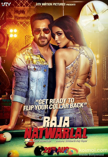 Raja Natwarlal (2014) Movie Poster No. 1