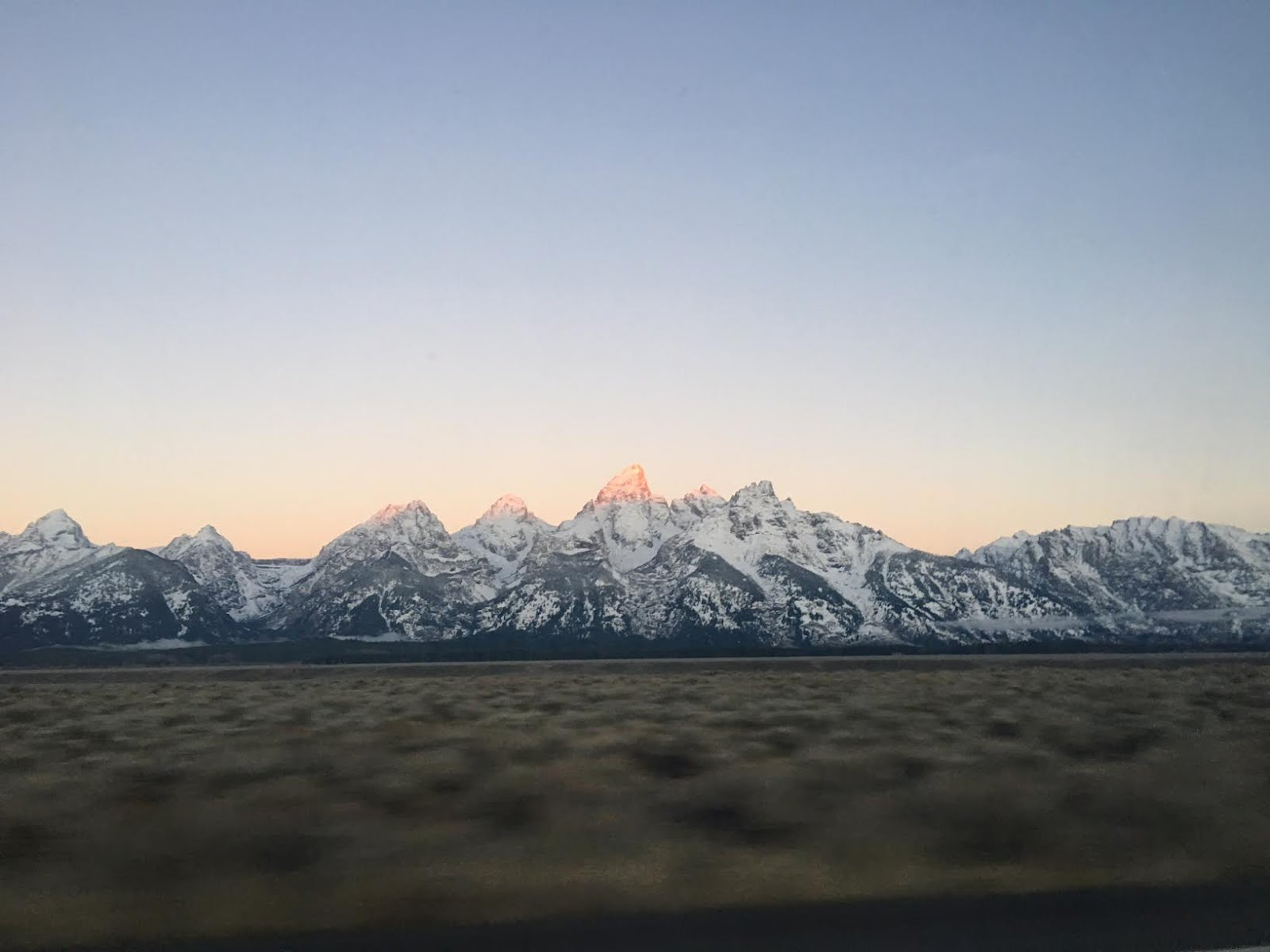 Jackson Hole Grand Tetons & Yellowstone – Anderson Design Group
