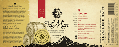 Elevation Oil Man Imperial Stout