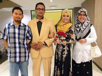 Kenduri Kahwin di Hotel