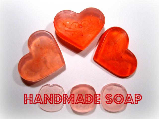 Handmade Soap - Käsintehty Saippua