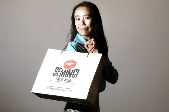 Naomi Kawase en la Seminci