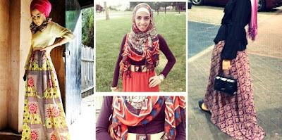 trend hijab 2013 6 Trend Hijab Terbaru 2013