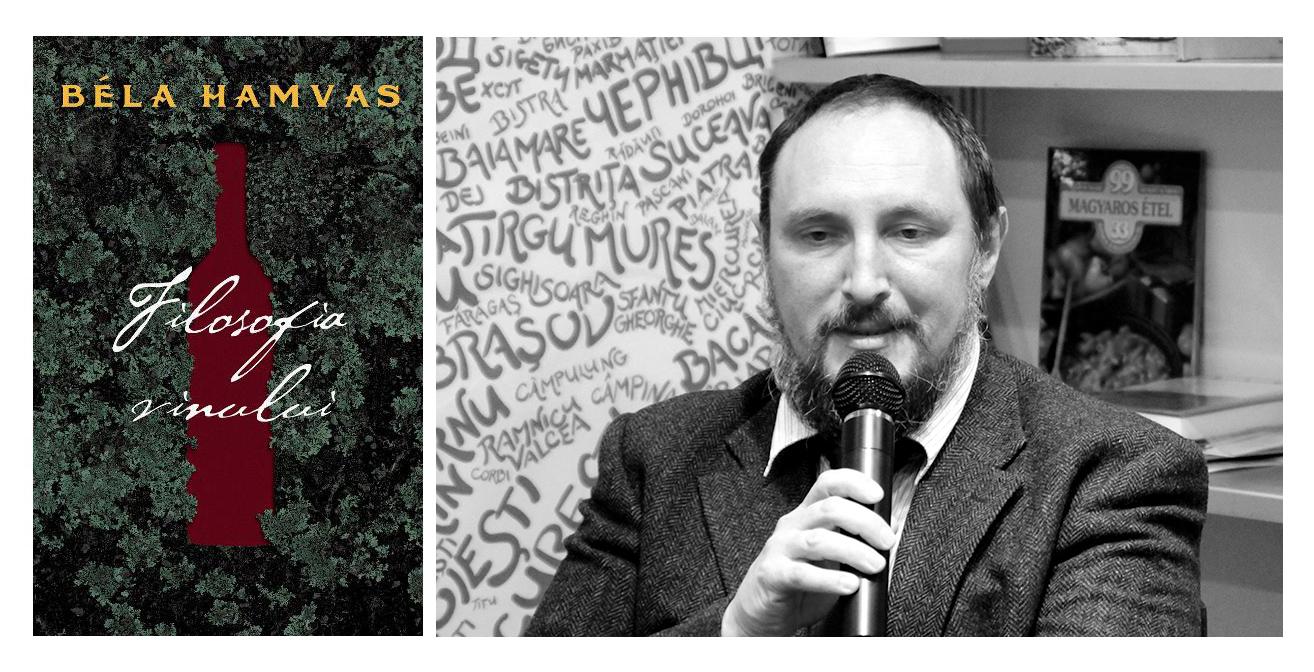 Bela Hamvas, Filosofia vinului, Hubbesz Laszlo