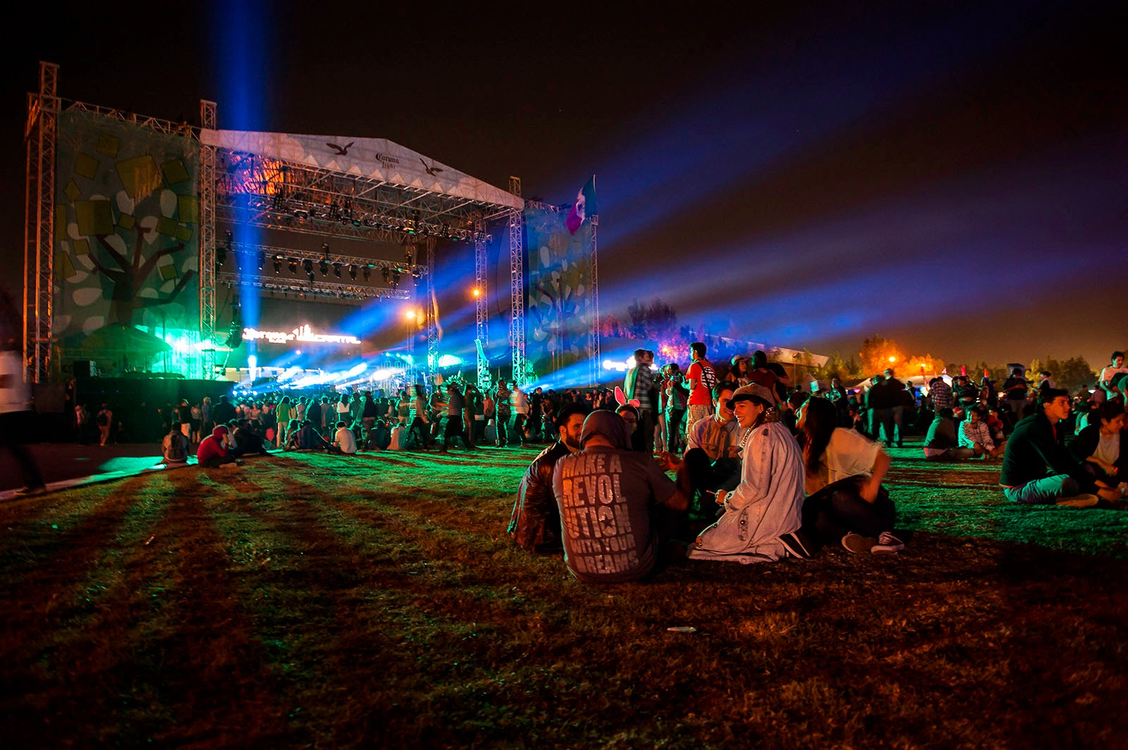 Posible cartel del Festival Corona Capital 2014