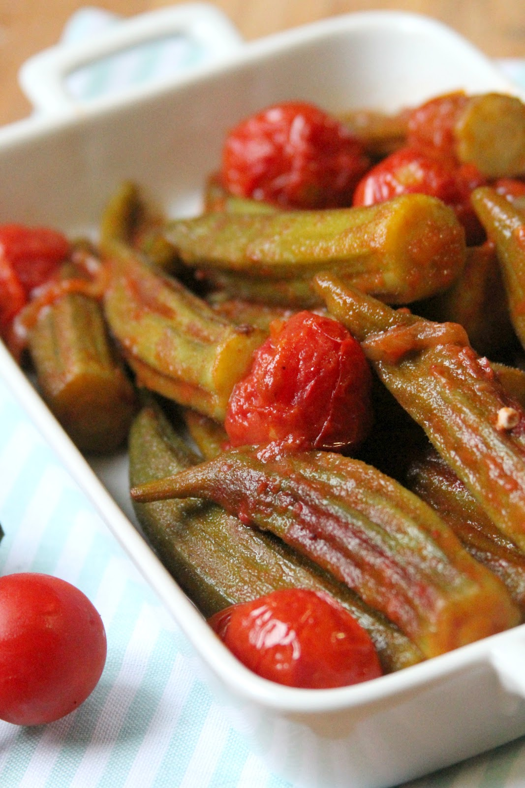 Profumi in cucina okra al pomodoro for Ocra pianta