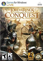 PC Games The Lord of the Rings: Conquest