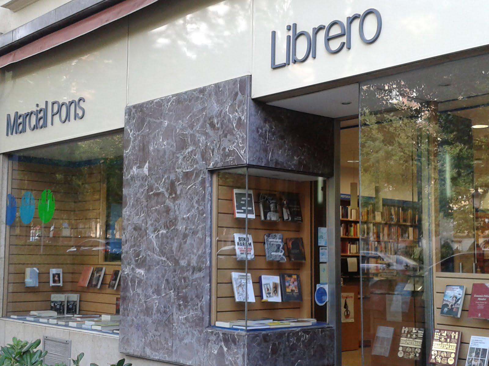 LIBRERIA DE REFERENCIA EN MADRID