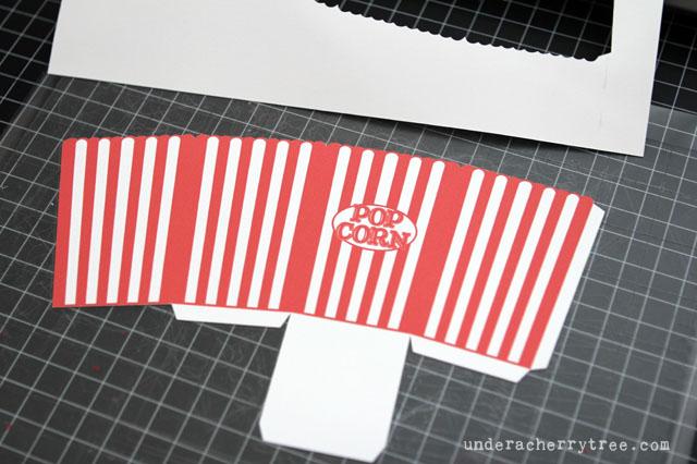Popcorn Kernel Template Print | just b.CAUSE