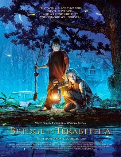 Ver Un puente hacia Terabithia (2007) Online