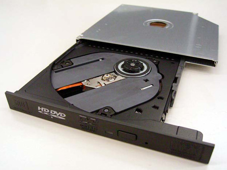 instalacion lector dvd: