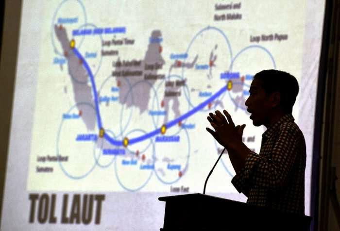 Ini 13 Kawasan Industri Baru Pendukung Program Tol Laut Jokowi Butuh