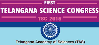 TSC, First Telangana Science Congress,CSC