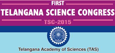 TSC, First Telangana Science Congress,CSC