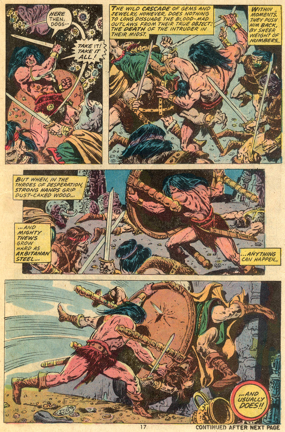 Conan the Barbarian (1970) Issue #40 #52 - English 12