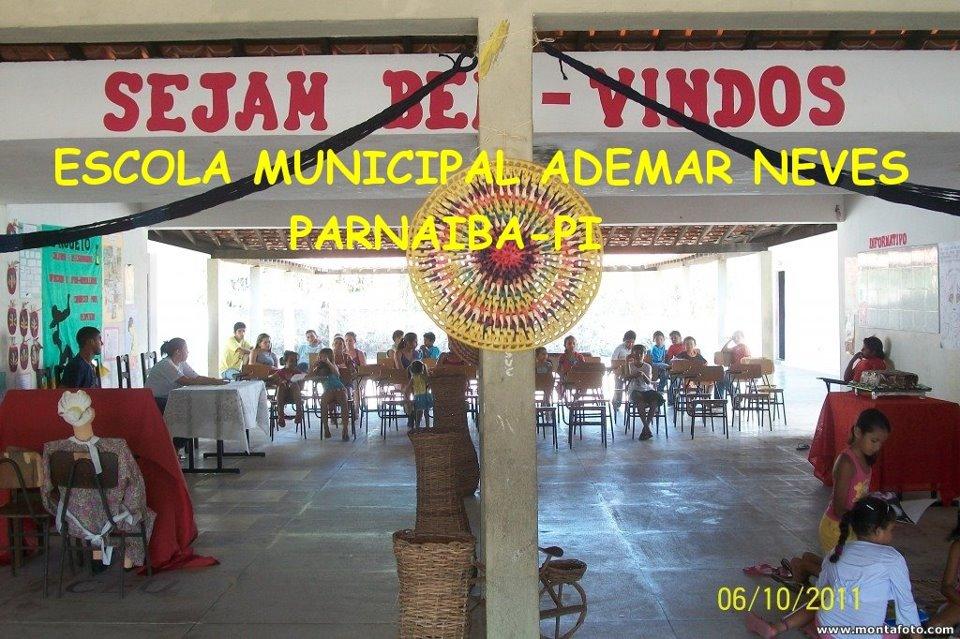 Escola M. Ademar Neves