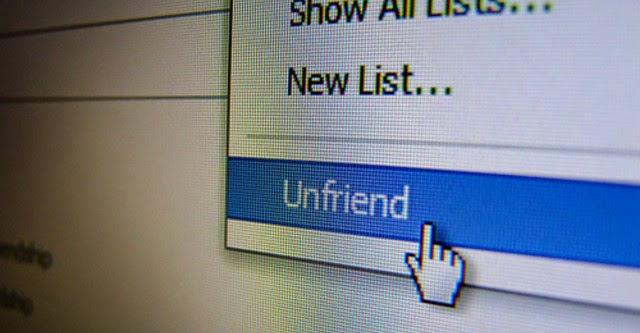 6 kiểu người nên hủy kết bạn trên Facebook ngay lập tức