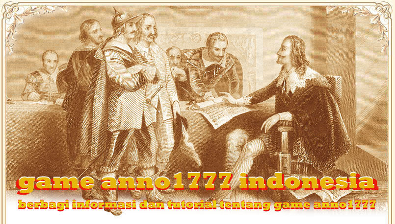 Game anno1777 Indonesia
