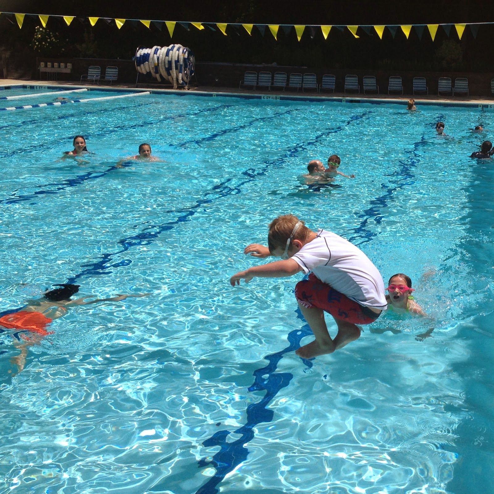 Alton boys merry at merrimack for Alton swimming pool opening times
