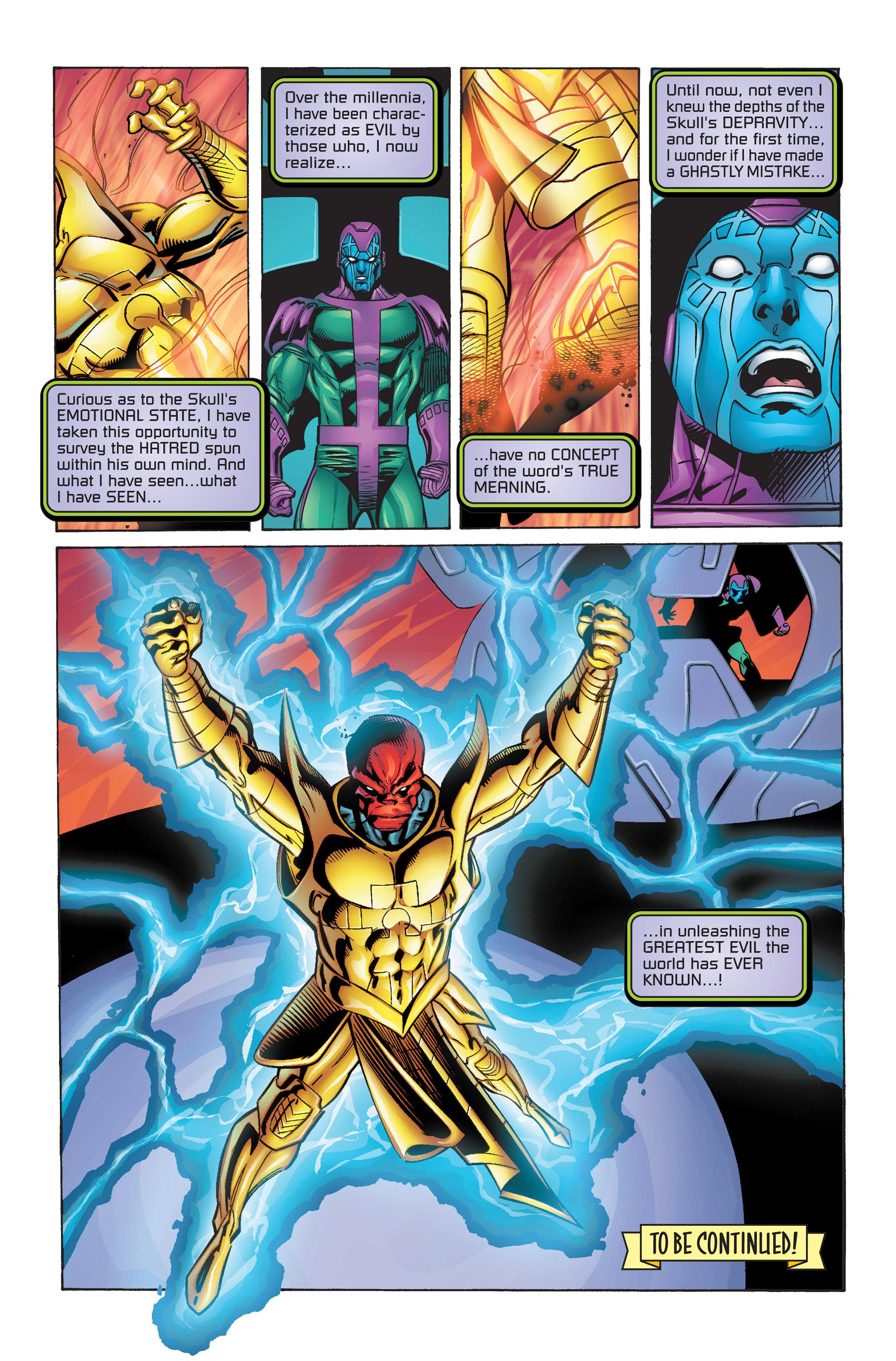 Captain America (1998) Issue #14 #20 - English 23