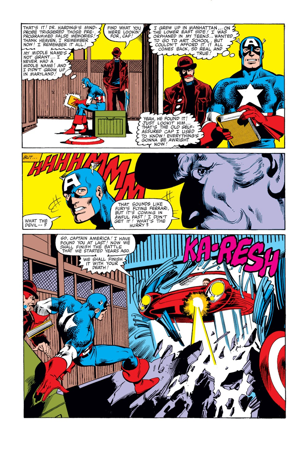 Captain America (1968) Issue #247 #162 - English 12