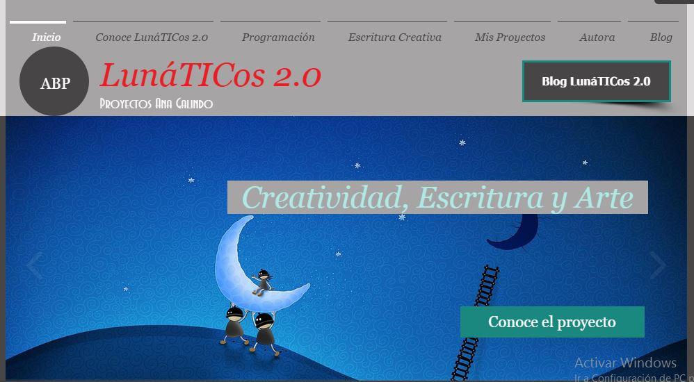 WEB LunáTICos 2.0 ABP+PBL