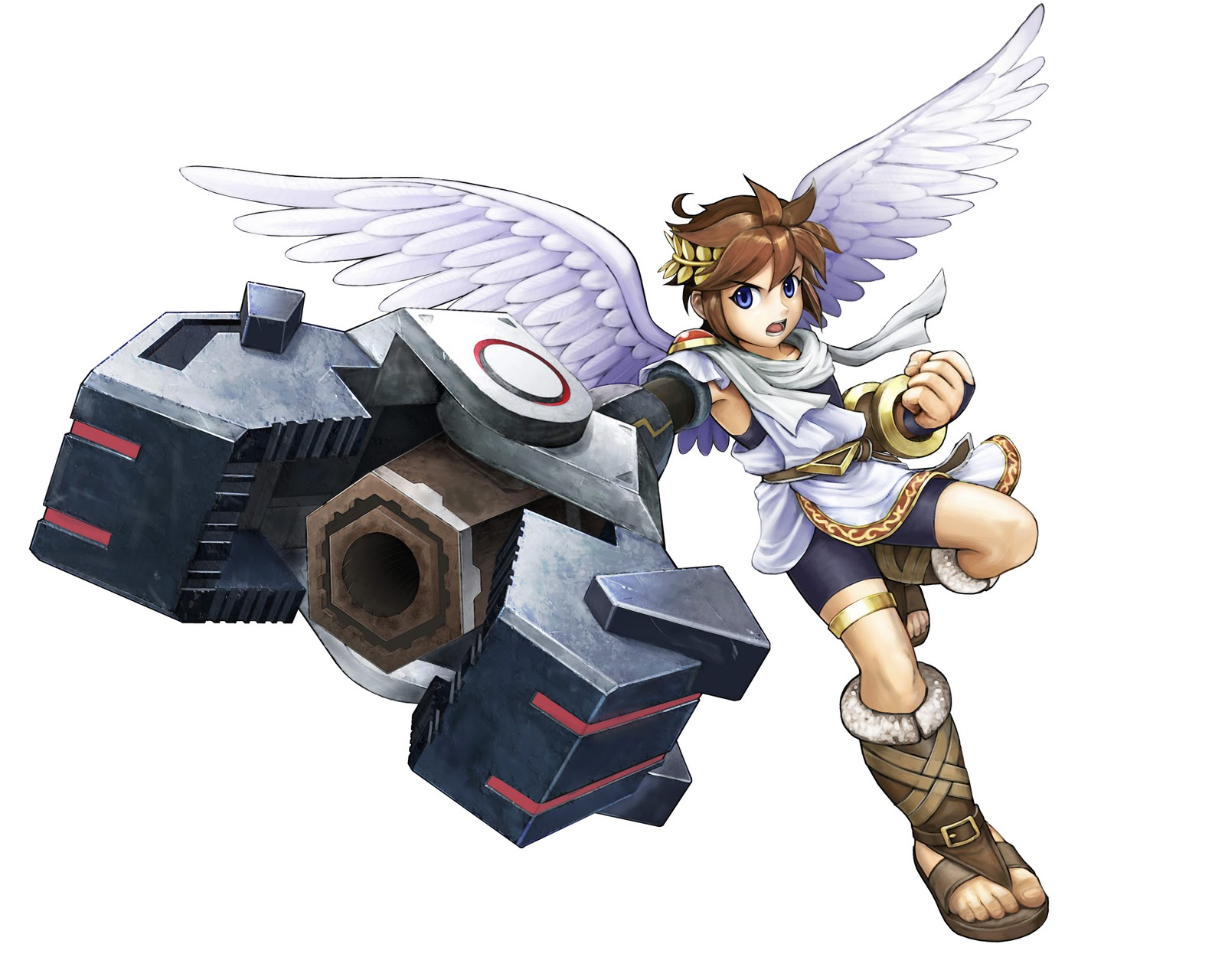 Kid Icarus HD & Widescreen Wallpaper 0.377601350953486