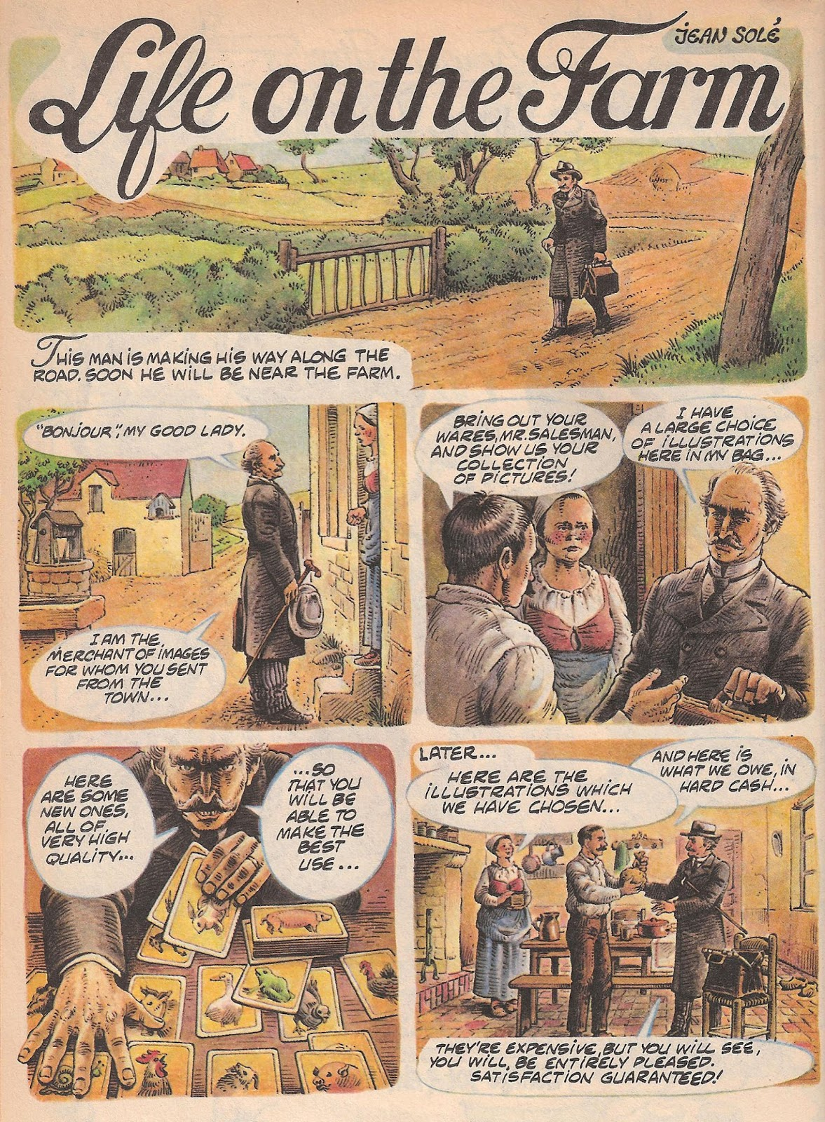 The bronze age of blogs national lampoon presents french for What kind of presents do guys like