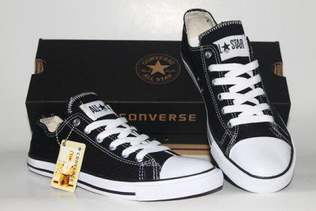 Sepatu Converse Hitam