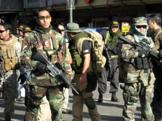 美国因为菲律宾人权问题禁售突击步枪 - 晨枫 - 晨枫小苑