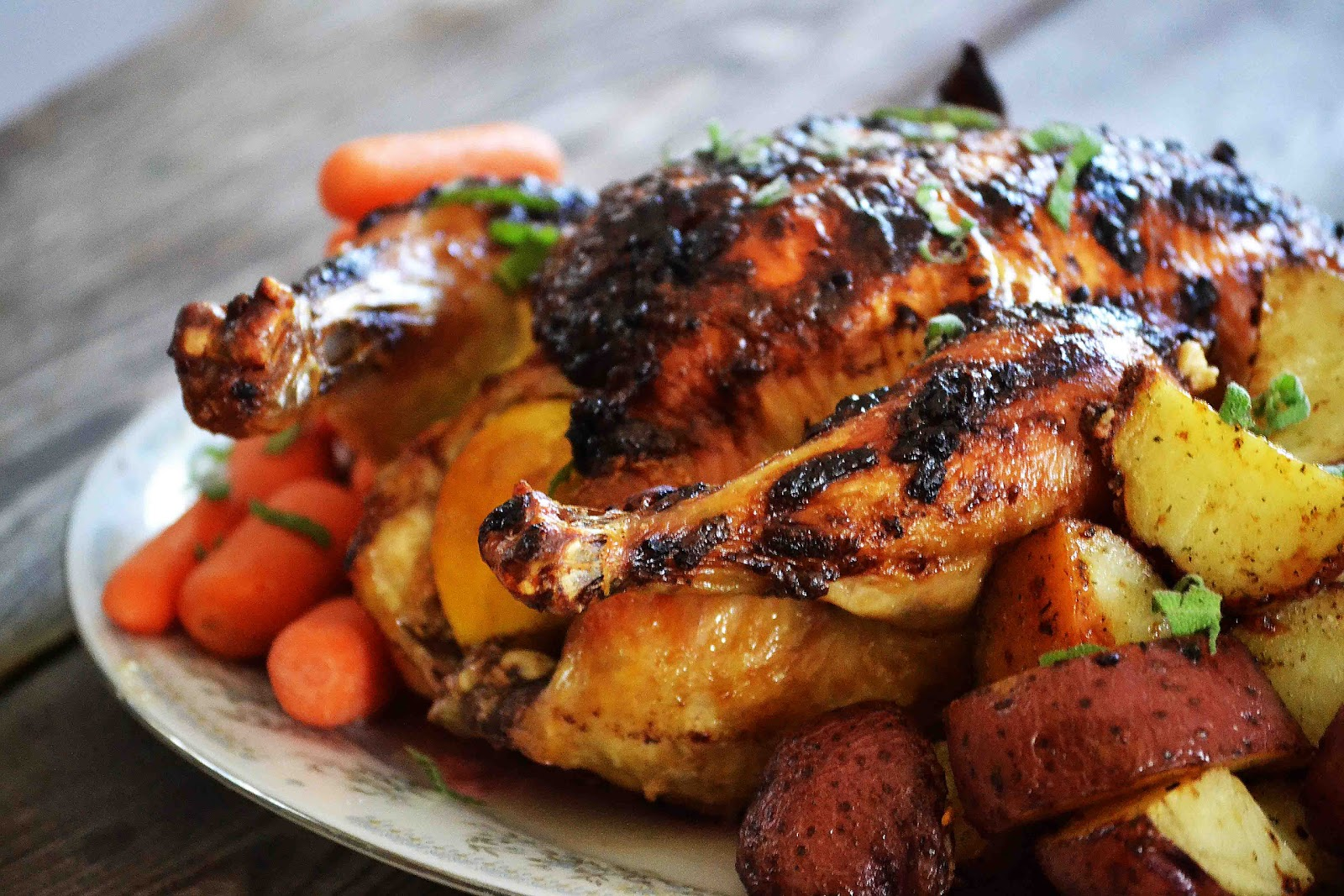 Bakeaholic Mama: The Perfect Roasted Chicken