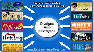 Agregadores de Links/Conteúdo