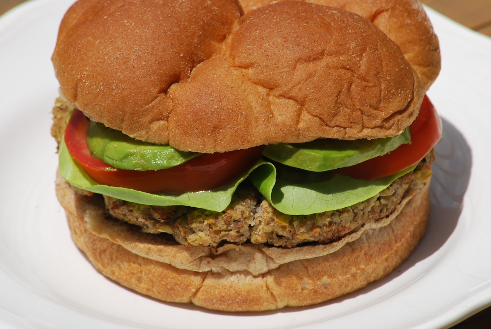 My story in recipes: Veggie Burgers
